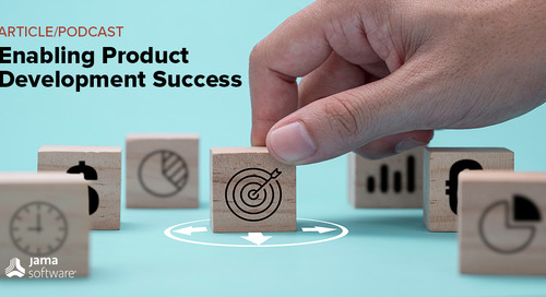 [Podcast] Enabling Product Development Success