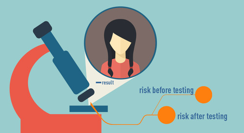 Genetic testing can decrease but not rule out cancer risk