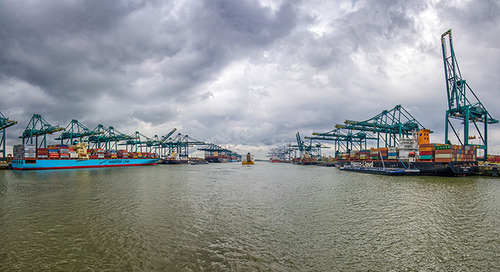 Antwerp port: Strike would cost millions of euros
