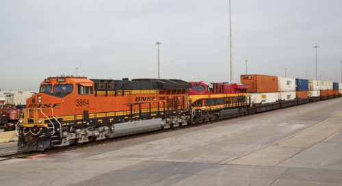 Intermodal key to shippers despite current weakness