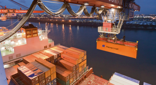 Hapag-Lloyd ups new strategy expectations