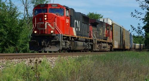 Cosco, CN extend intermodal pact