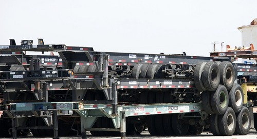 Long tail of US chassis shortage snaps shippers