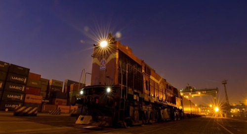 Indian container rail giant Concor boosts integrator ambitions