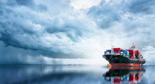 Slower growth, IMO tests stabilizing container shipping sector