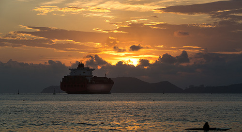 Falling ECSA-Asia spot rates put shippers on notice