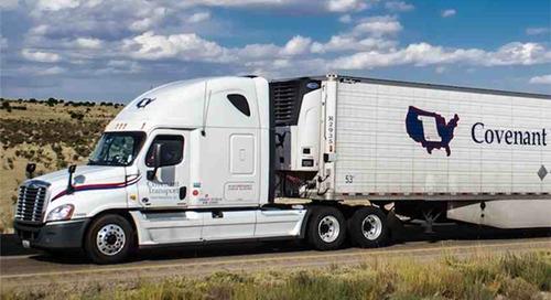 Declining volumes undercut US truckload rates