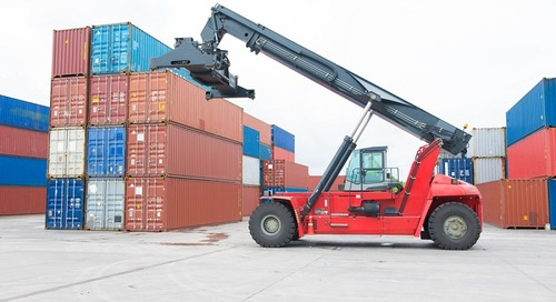 Shippers rush for LA-LB storage amid backlog