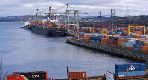CN, Evergreen extend Canada contract