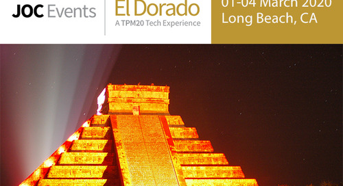 Introducing El Dorado, a new tech experience at TPM20
