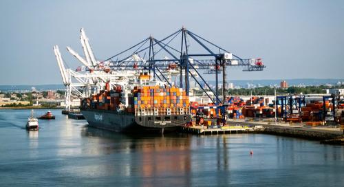 Terminal operator GCT joins TradeLens