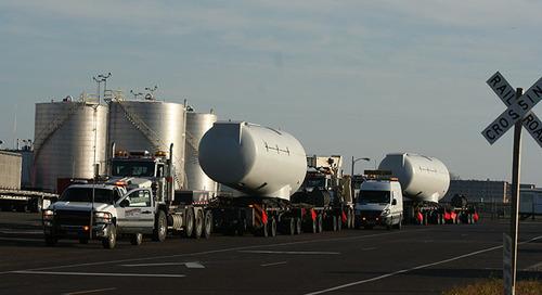'Thriving' US wind market strains heavy-haul truckers