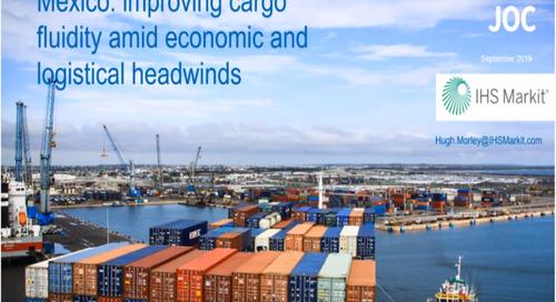 JOC Video: Mexico faces logistical challenges as volumes rise