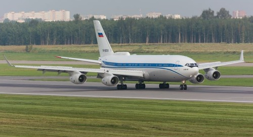 Ilyushin plans new heavy-cargo air freighter