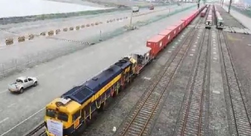 New pact yields intermodal gains at India's JNPT