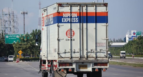 Nippon Express jumps into India logistics growth race