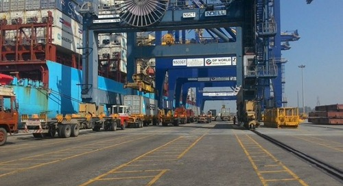 JNPT users press for review of mixed rail charges