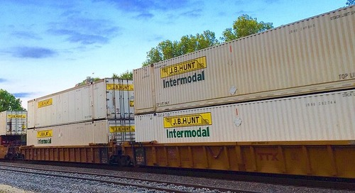 J.B. Hunt upbeat on intermodal turnaround