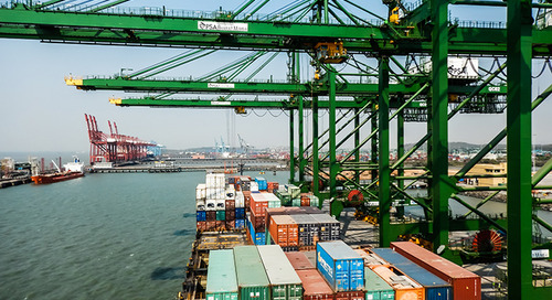 HMM call turns up volume at PSA's JNPT terminal