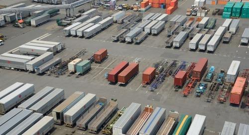 Trucker shortage delaying cargo at Japanese ports