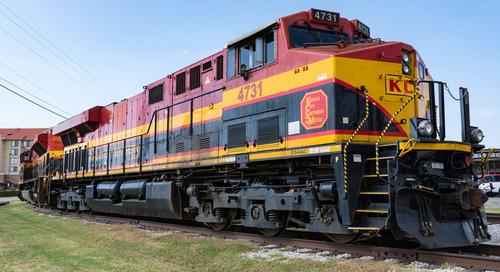 Protest halting KCS trains to Lazaro Cardenas ends