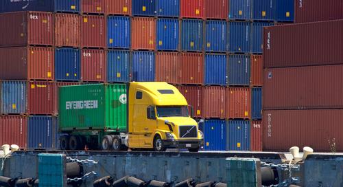 LA-LB port terminals: Empty containers only peak season challenge