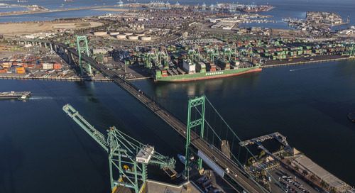 Port automation threatens US West Coast labor peace