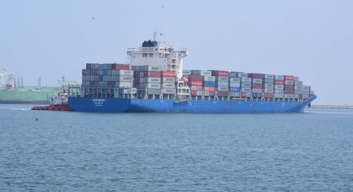 Maersk seizing Indian transshipment opportunities