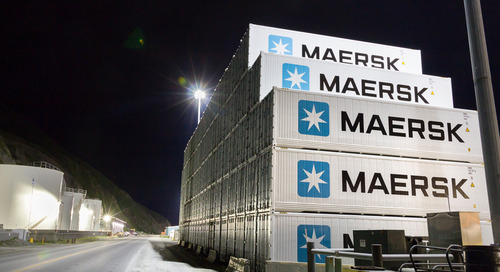 New Maersk booking reliability product making inroads