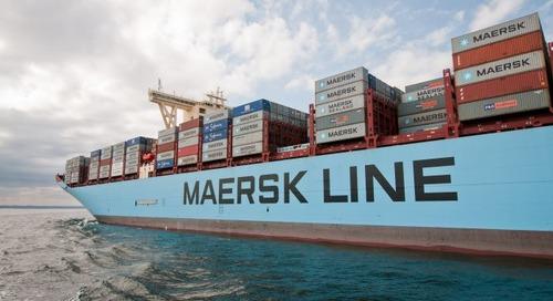 COO Toft leaves Maersk
