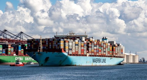 Maersk secures IMO 2020 fuel at Rotterdam