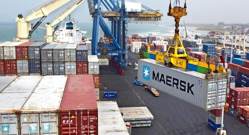 Global volatility hits Indian container growth: Maersk