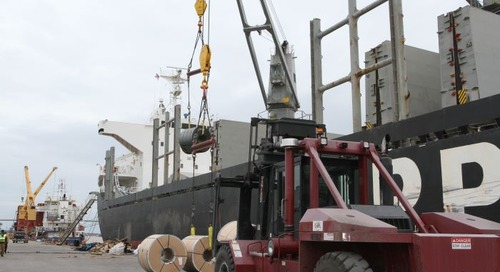 Despite trade friction, expansion continues at Port of Mobile