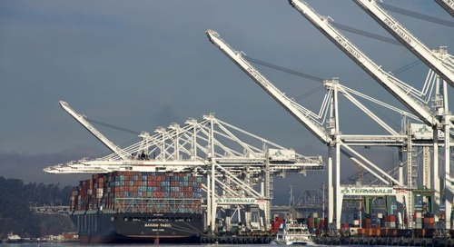 Data sharing will cut demurrage: West Coast ports
