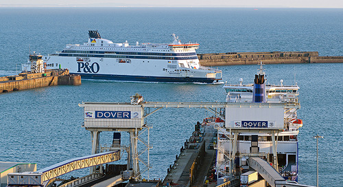 DP World expands shortsea reach with P&O buy