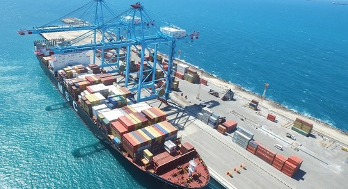 New Pecem service aids northern Brazil shippers