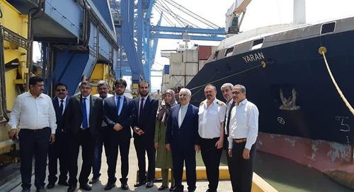 India-Afghanistan corridor opens via Chabahar