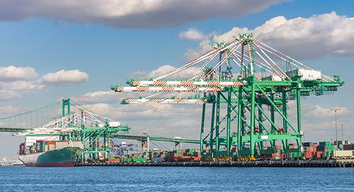 LA's Seroka urges immediate action on port fluidity