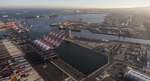 LA's Fenix terminal closes after dockworker death