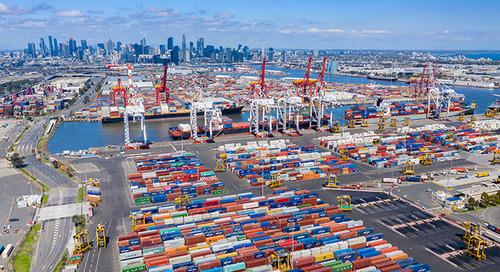 Australian dockworkers to strike at DP World terminals