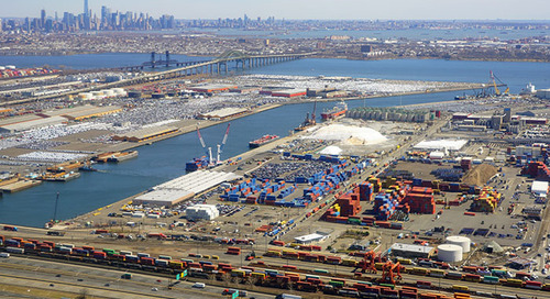 NY–NJ port leadership steps up amid heightened competition