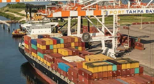Tampa port lands another Asian container service