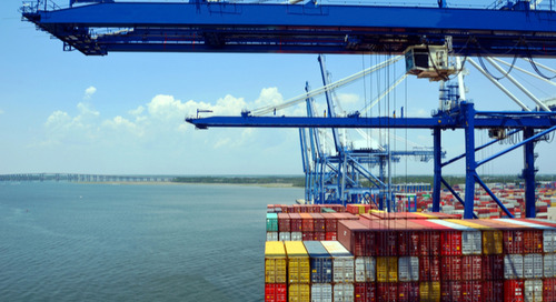 East Coast ports reopen as Dorian pushes offshore
