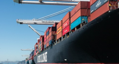 Bumpy year ahead for container shippers