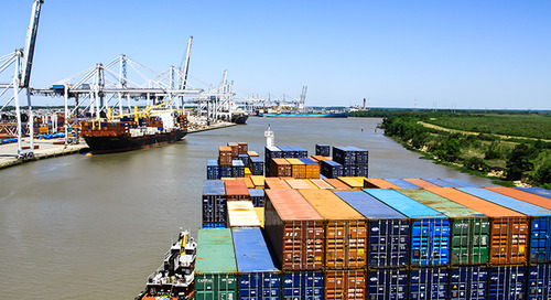 Savannah, Houston drive Asia import shift to East, Gulf coasts