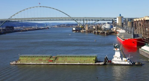 SM Line returns container service to Portland in wake of ILWU ruling