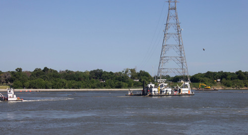 Vessel size limit law puts spotlight on Houston channel widening
