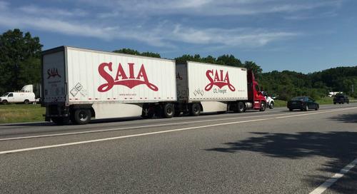 Saia expands as LTL truckers navigate softer market