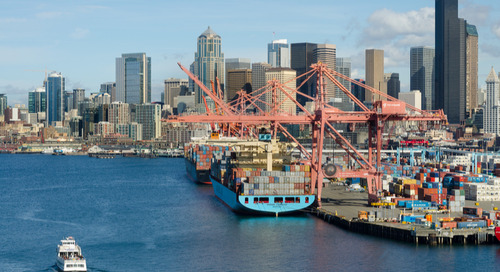 Canadian ports drive PNW market share growth