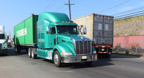 NY-NJ trucker classification battle advances